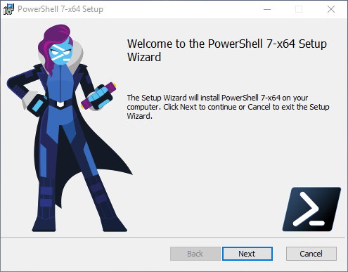 PowerShell 7.0 GA